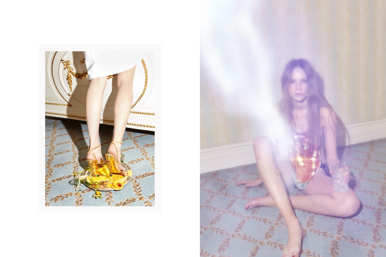 GLAMOUR Magazine / Gabriela Paszcza