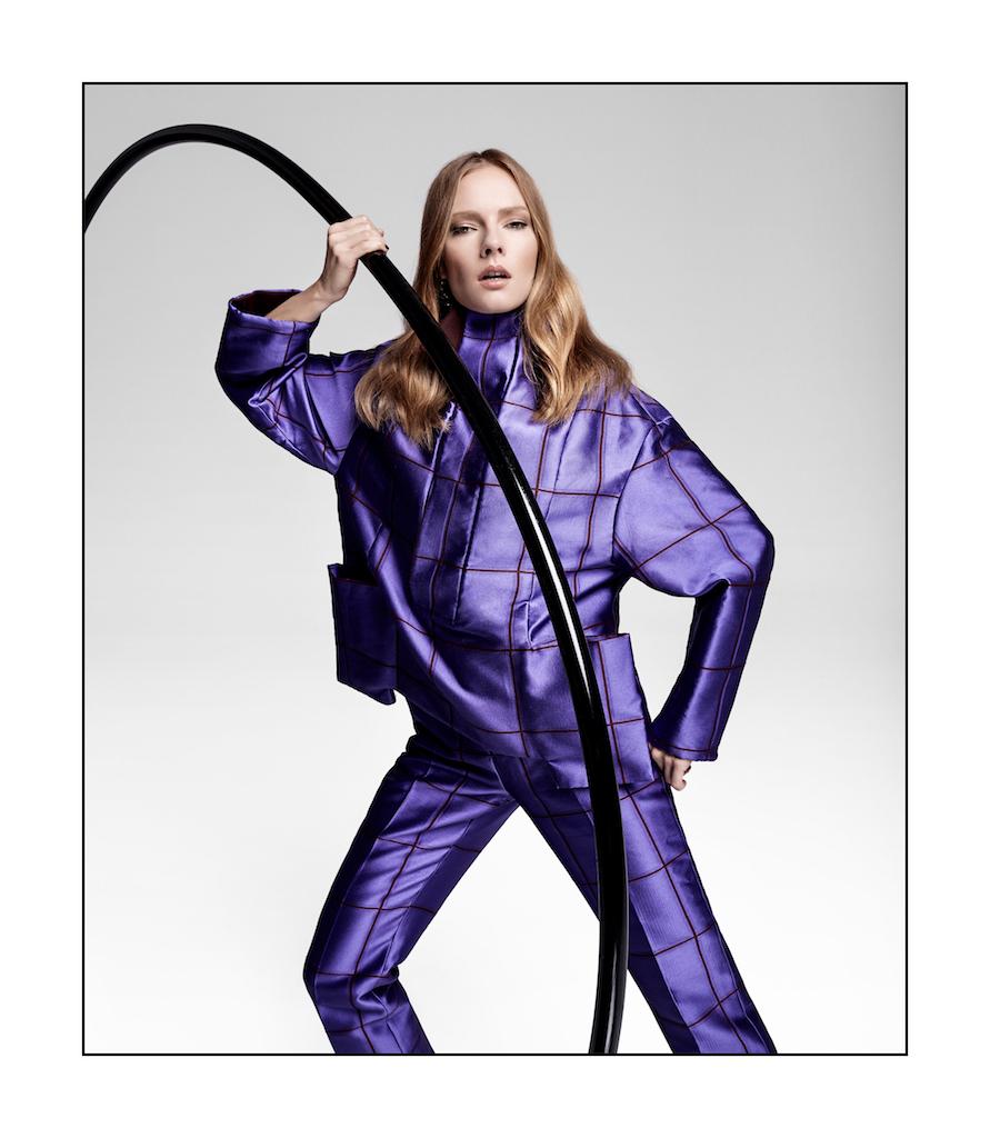 Harpers Bazaar / Ania Kisiel