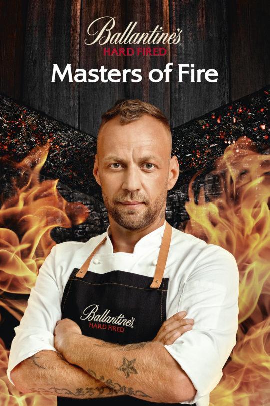 Ballentine's / Master of Fires
