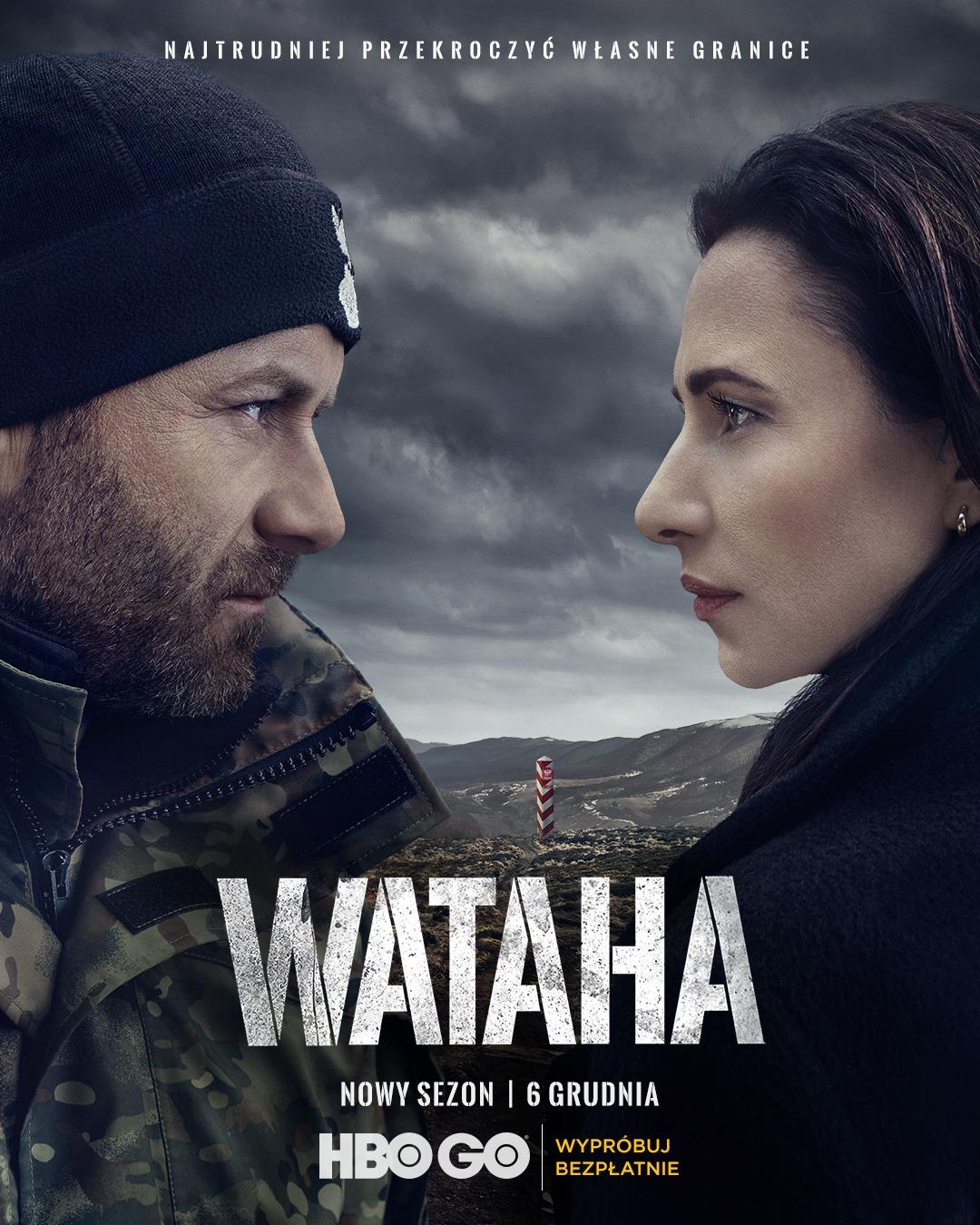 Wataha HBO / Poster for Season 3