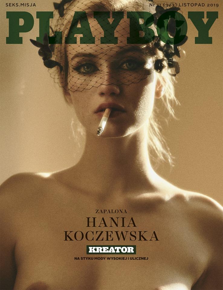 Playboy Magazine / Hanna Koczewska