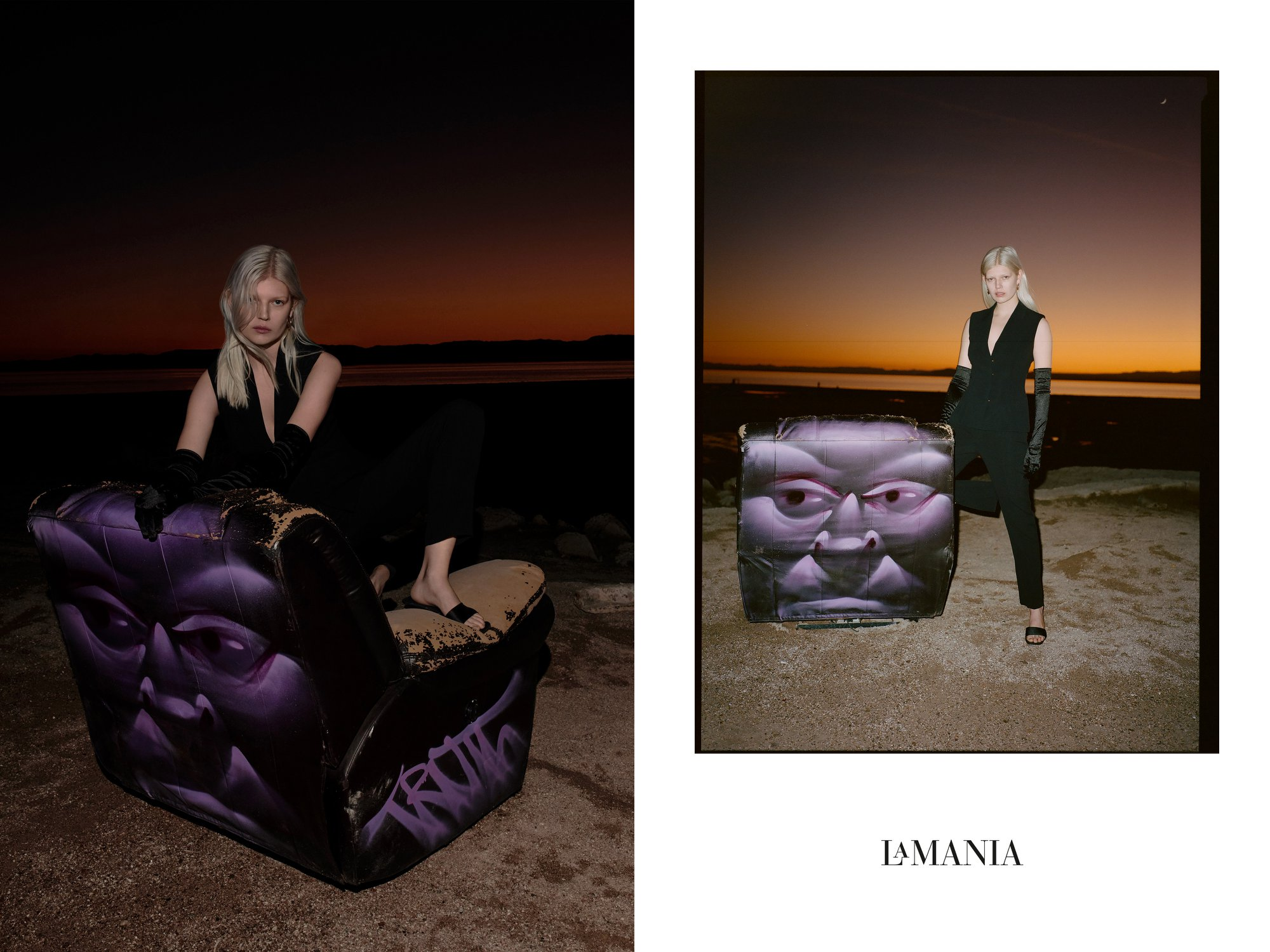 LaMania / SS20 Campaign