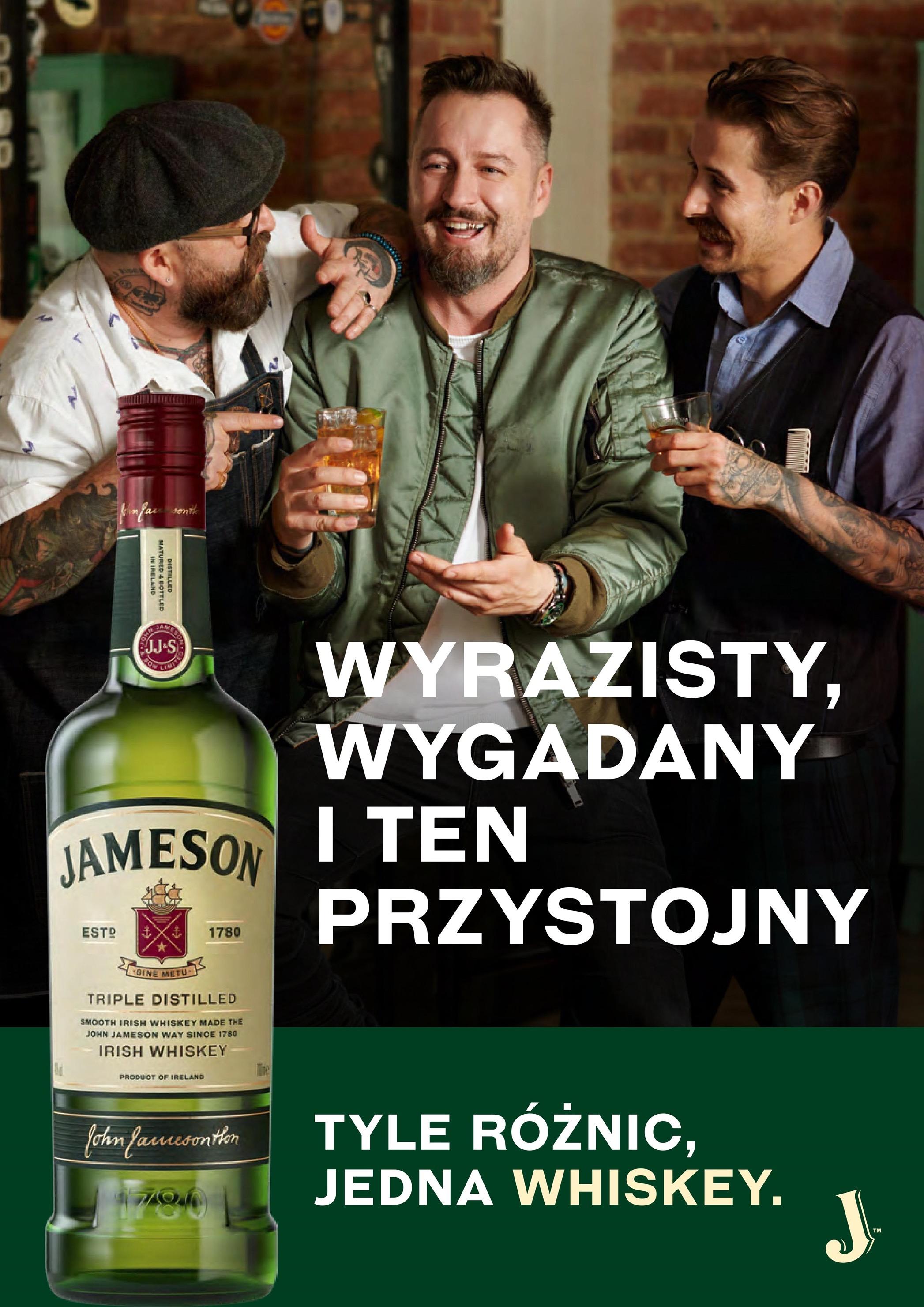"""Jameson Campaign / Barber's & Piotr """"Kędzior"""" Kędzierski 2020"""