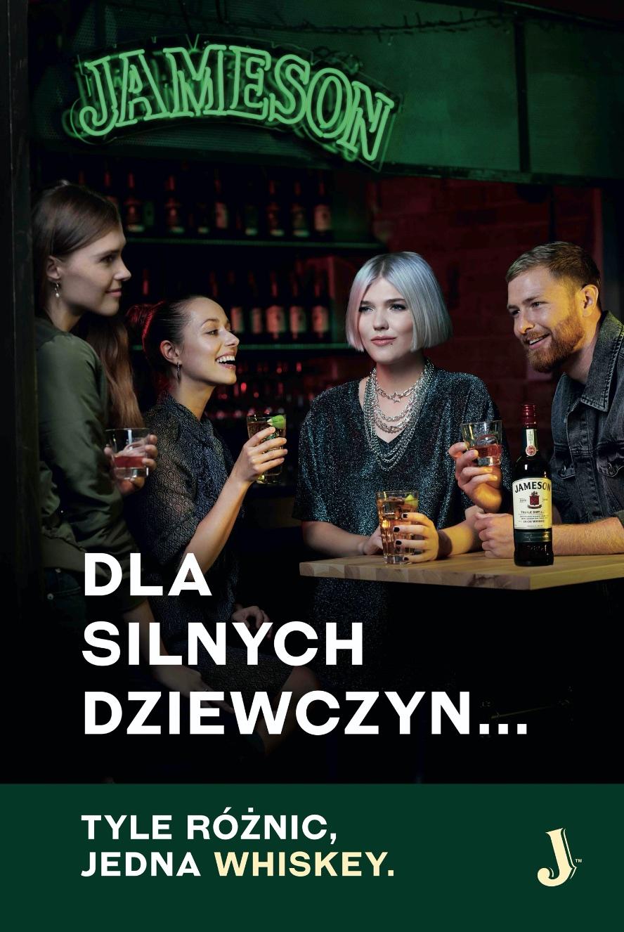 """Jameson Campaign / Daria Zawiałow & Piotr """"Kędzior"""" Kędzierski 2021"""