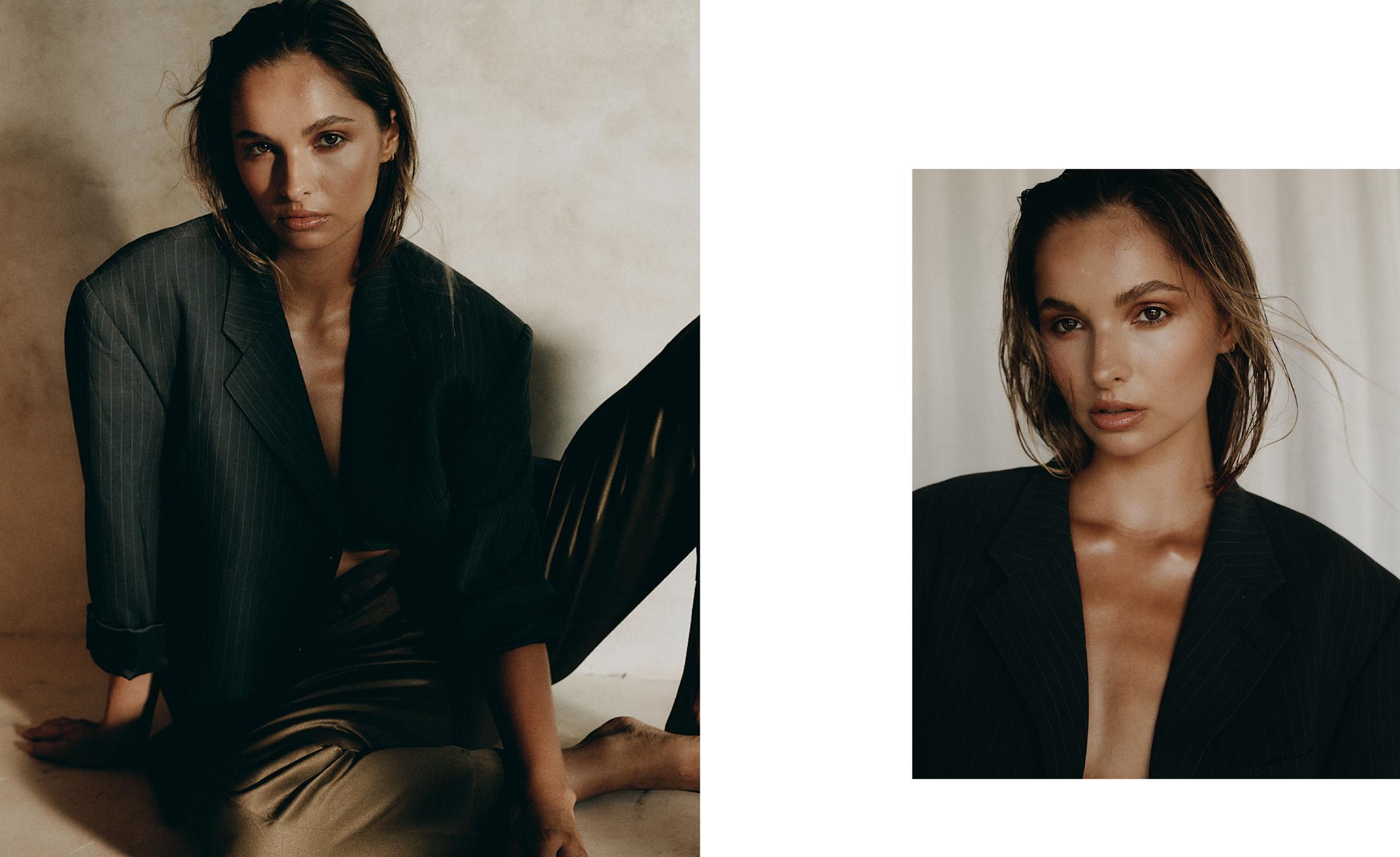 Pia Mance / Portrait